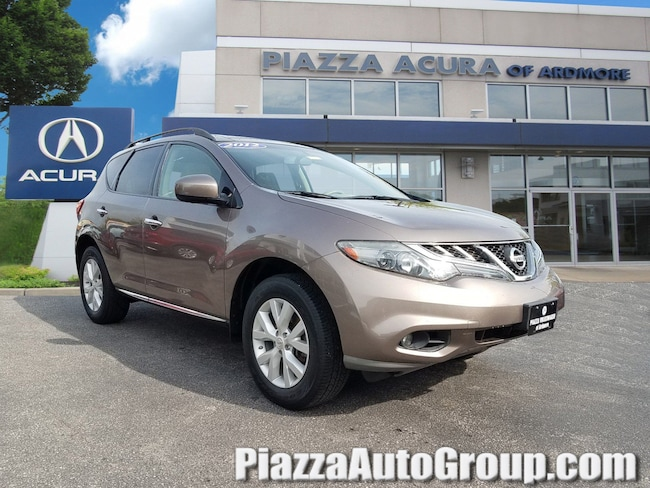 Used 2012 Nissan Murano SV AWD  SV in Ardmore, PA