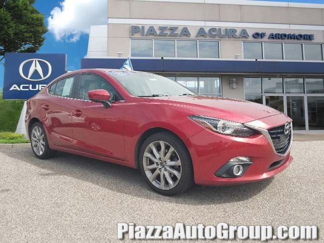 Used 2015 Mazda Mazda3 s Grand Touring Sedan in Ardmore, PA