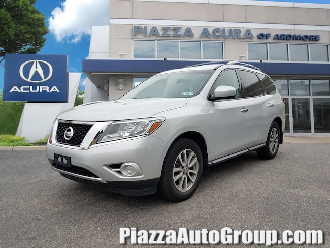 Used 2015 Nissan Pathfinder S 4WD  S in Ardmore, PA