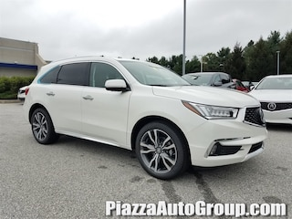 New 2019 Acura MDX SH-AWD with Advance Package SUV 95100 in Ardmore, PA