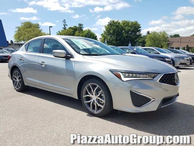 New 2019 Acura ILX with Premium Sedan in Ardmore PA
