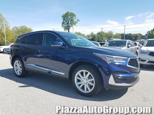 New 2020 Acura RDX SH-AWD SUV in Ardmore PA