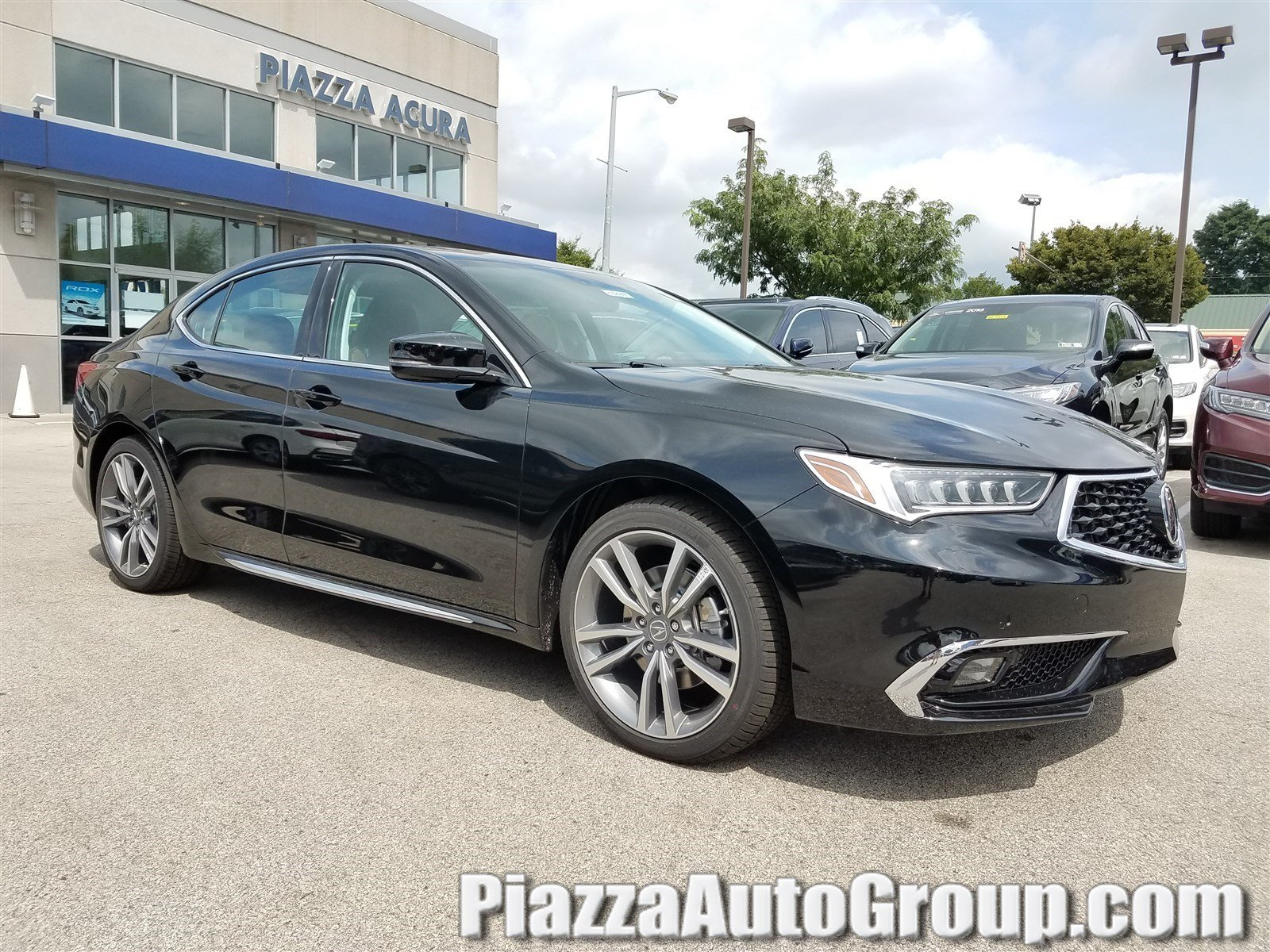 Featured New 2019 Acura TLX 3.5 V-6 9-AT P-AWS with Advance Package Sedan for sale in Ardmore, PA