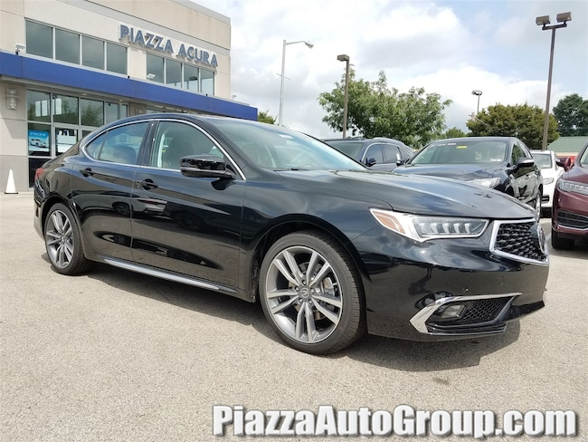 New 2019 Acura TLX 3.5 V-6 9-AT P-AWS with Advance Package Sedan in Ardmore PA