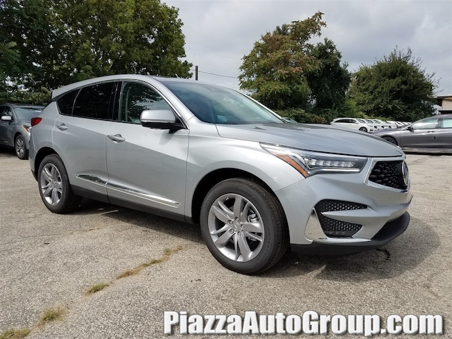 New 2019 Acura RDX SH-AWD with Advance Package SUV in Ardmore PA