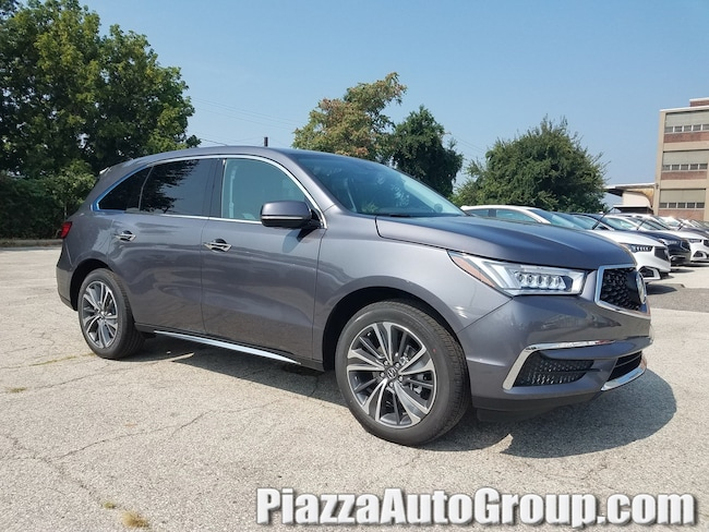 New 2020 Acura MDX SH-AWD with Technology Package SUV in Ardmore PA