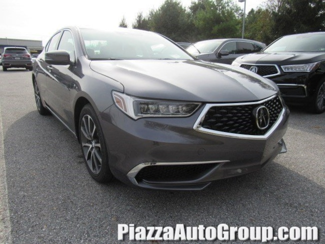 New 2019 Acura TLX 3.5 V-6 9-AT P-AWS Sedan in Ardmore PA