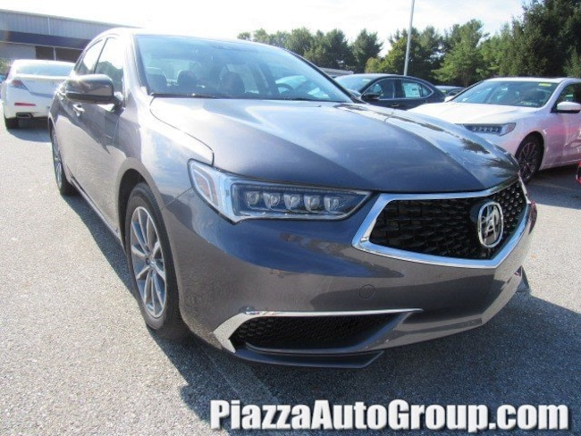 New 2019 Acura TLX 2.4 8-DCT P-AWS with Technology Package Sedan in Ardmore PA