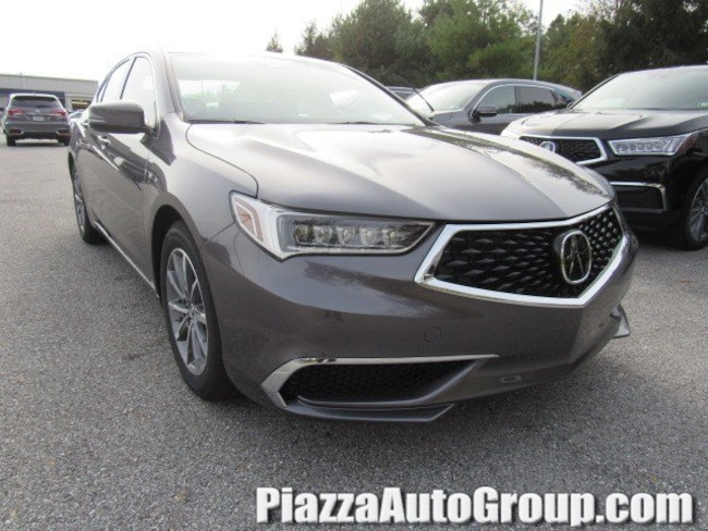New 2019 Acura TLX 2.4 8-DCT P-AWS Sedan in Ardmore PA