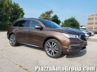 New 2019 Acura MDX SH-AWD with Advance Package SUV 95069 in Ardmore, PA