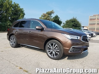 New 2019 Acura MDX SH-AWD with Advance and Entertainment Packages SUV 95043 in Ardmore, PA