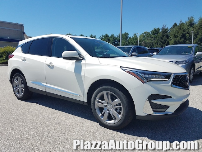 New 2020 Acura RDX SH-AWD with Advance Package SUV in Ardmore PA