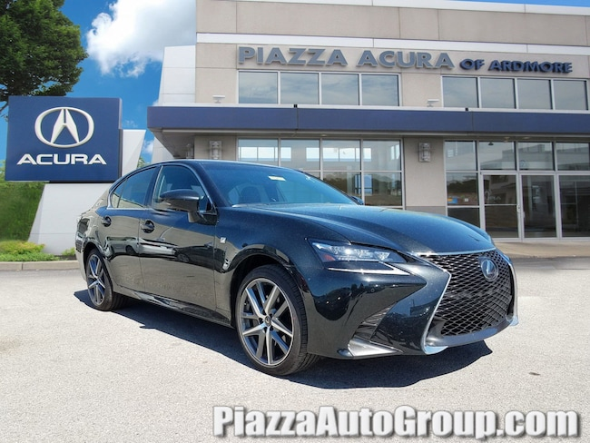 Used 2019 LEXUS GS GS 350 F SPORT GS 350 F SPORT AWD in Ardmore, PA