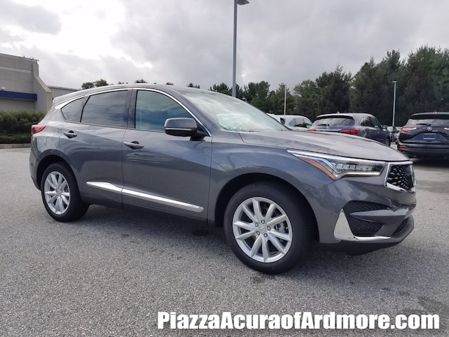 New 2021 Acura RDX SH-AWD SUV in Ardmore PA