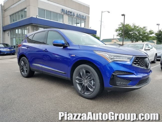 New 2019 Acura RDX SH-AWD with A-Spec Package SUV in Ardmore PA