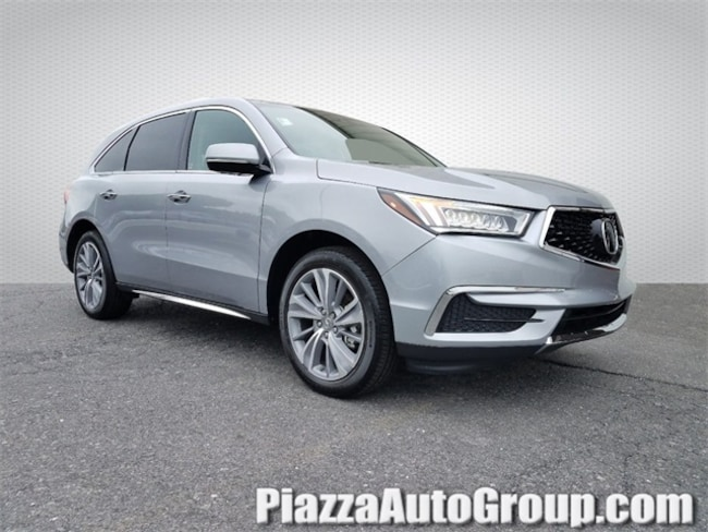 Certfied Pre-Owned 2017 Acura MDX 3.5L SUV for sale in Ardmore PA