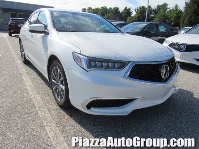 New 2020 Acura TLX Base Sedan in Reading PA