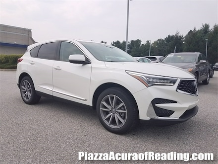 New 2021 Acura RDX SH-AWD with Technology Package SUV in Reading, PA