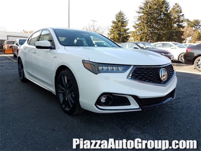New 2019 Acura TLX 3.5 V-6 9-AT SH-AWD with A-SPEC Sedan in Reading PA
