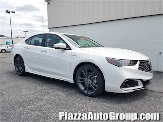 New 2019 Acura TLX 3.5 V-6 9-AT P-AWS with A-SPEC RED Sedan in Reading, PA