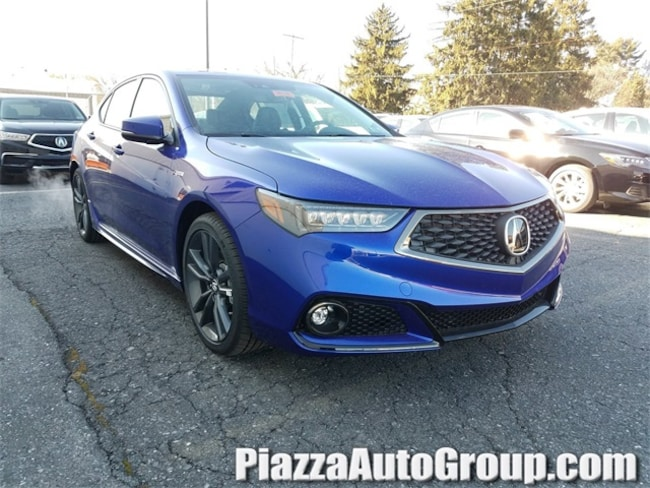 New 2019 Acura TLX 3.5 V-6 9-AT P-AWS with A-SPEC Sedan in Reading PA