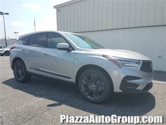 New 2019 Acura RDX SH-AWD with A-Spec Package SUV in Reading PA