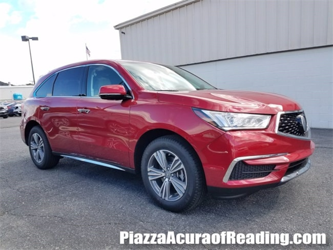 New 2020 Acura MDX SH-AWD SUV in Reading PA