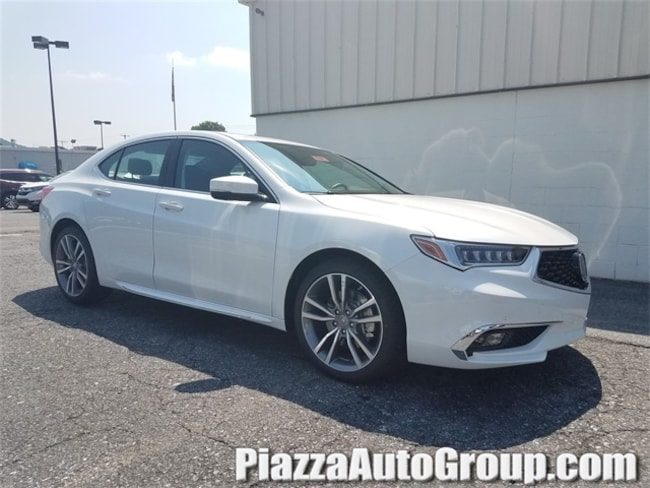 New 2019 Acura TLX 3.5 V-6 9-AT P-AWS with Advance Package Sedan in Reading PA