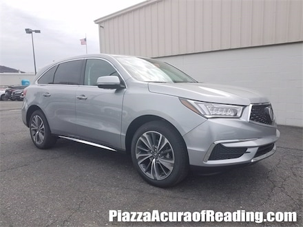New 2020 Acura MDX SH-AWD with Technology Package SUV in Reading, PA