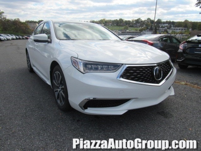 New 2019 Acura TLX 3.5 V-6 9-AT P-AWS with Technology Package Sedan in Reading PA