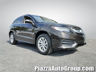 Certified 2016 Acura RDX Base SUV in Reading, PA