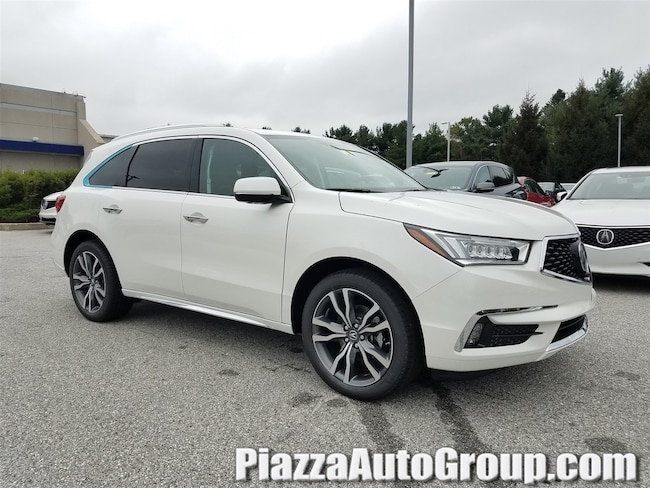 New 2019 Acura MDX SH-AWD with Advance Package SUV in West Chester PA