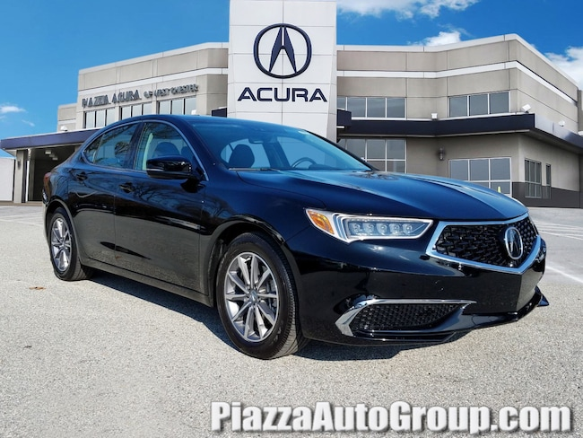 Certified 2019 Acura TLX w/Technology Pkg w/Technology Pkg 2.4L FWD in West Chester PA