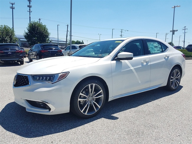 new 2019 acura tlx 3 5 v 6 9 at sh awd with advance package for sale in west chester pa vin. Black Bedroom Furniture Sets. Home Design Ideas