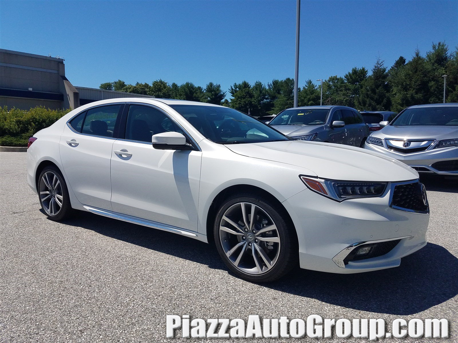 Featured New 2019 Acura TLX 3.5 V-6 9-AT SH-AWD with Advance Package Sedan for sale in West Chester, PA