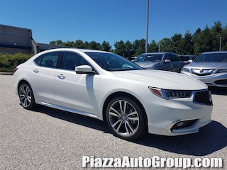 New 2019 Acura TLX 3.5 V-6 9-AT P-AWS with Advance Package Sedan 19T102 in West Chester, PA