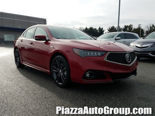 New 2019 Acura TLX 2.4 8-DCT P-AWS with A-SPEC RED Sedan 19T117 in West Chester, PA