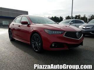 New 2019 Acura TLX 2.4L Tech & A-Spec Pkgs Sedan 19T113 in West Chester, PA