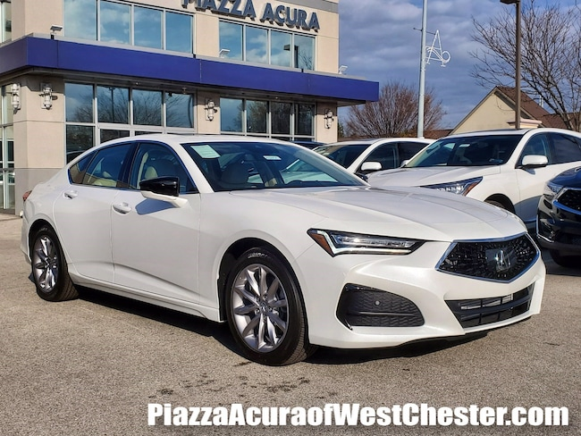 New 2021 Acura TLX Base Sedan in West Chester PA