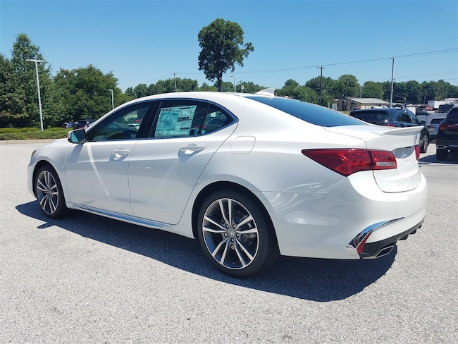 Piazza Acura Of West Chester >> New 2019 Acura TLX 3.5 V-6 9-AT SH-AWD with Advance ...