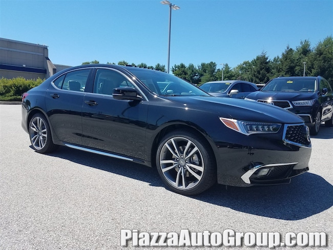 New 2019 Acura TLX 3.5 V-6 9-AT P-AWS with Advance Package Sedan in West Chester PA
