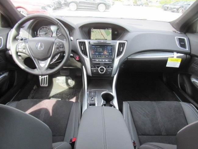 new 2019 acura tlx 3 5 v 6 9 at sh awd with a spec for sale in west chester pa vin. Black Bedroom Furniture Sets. Home Design Ideas