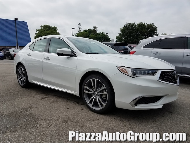 New 2019 Acura TLX 3.5 V-6 9-AT P-AWS with Technology Package Sedan in West Chester PA