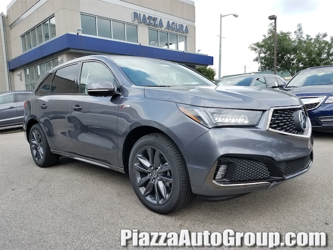 New 2019 Acura MDX SH-AWD with A-Spec Package SUV in West Chester PA