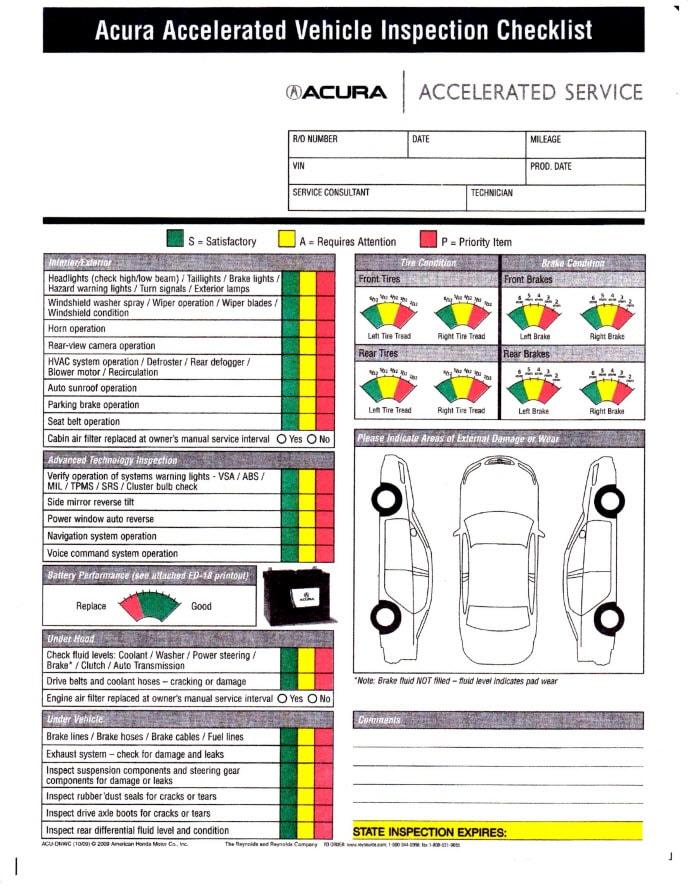 Car maintenance schedule spreadsheet software 13