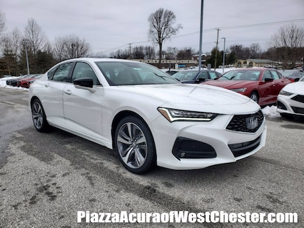 Featured New 2021 Acura TLX for sale in West Chester, PA