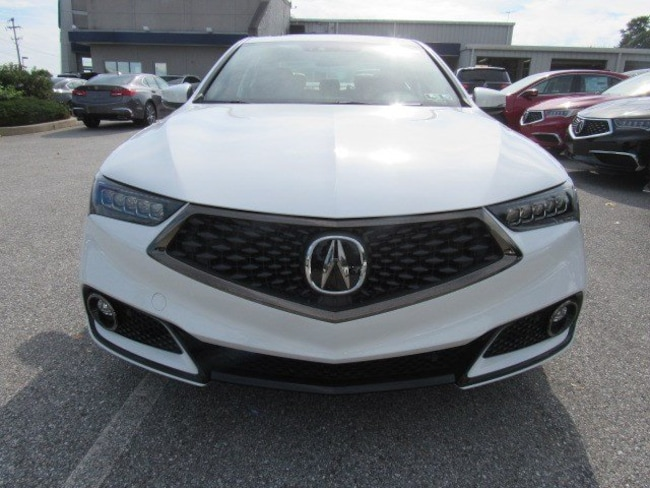 new 2019 acura tlx 3 5 v 6 9 at sh awd with a spec red for sale in west chester pa vin. Black Bedroom Furniture Sets. Home Design Ideas