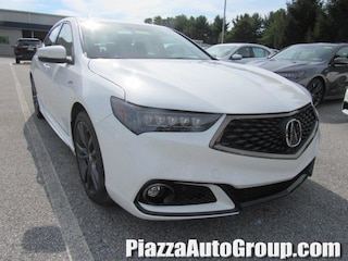 New 2019 Acura TLX 3.5 V-6 9-AT SH-AWD with A-SPEC Sedan 19T60 in West Chester, PA