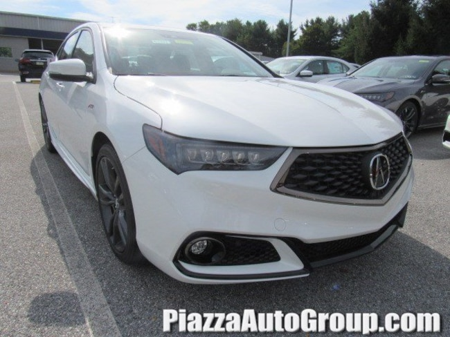 New 2019 Acura TLX 3.5 V-6 9-AT P-AWS with A-SPEC Sedan in West Chester PA