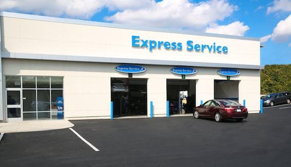 Honda Express Service Center   Piazza Honda of Springfield